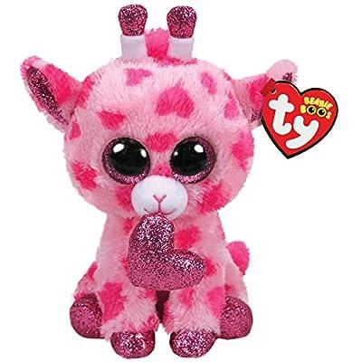 Ty Sweetums - valentine giraffe Ty Sweetums - valentine giraffe (Original Version): Toys & Games