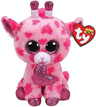 TY – Beanie boo S – peluche sweetums la jirafa , color/modelo surtido: Amazon.es: Juguetes y juegos