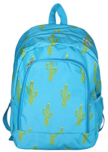 Boys and Girls, Sturdy and Water-Resistant (Blue Cactus) ()