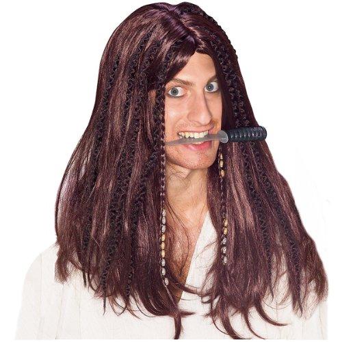 Swashbuckler Wig Costume Accessory