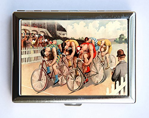 Amazon bicycle race cigarette case wallet business card holder bicycle race cigarette case wallet business card holder victorian bikes colourmoves Choice Image
