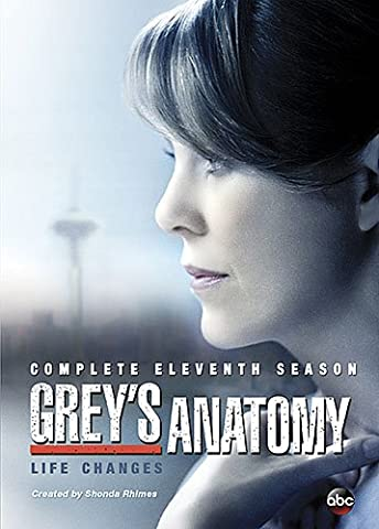 Grey's Anatomy: Season 11 (Greys Anatomy Dvd Seasons)
