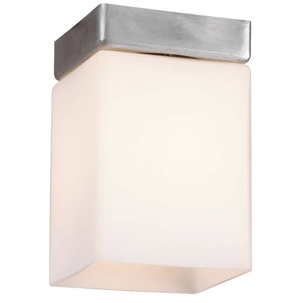 Philips Forecast F608159 Beacon Ceiling Light, Satin Aluminum