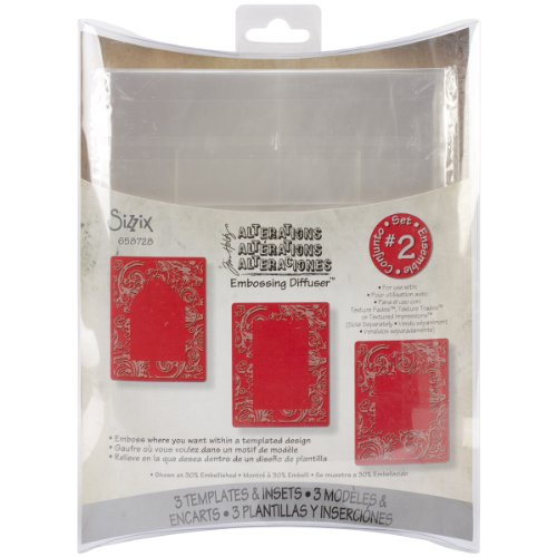 Sizzix No.2 Embossing Diffuser
