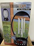 Homedics Envirascape Tranquil Indoor Wind Chimes with Alarm Clock CP-WC200