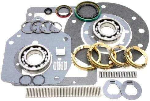 Transparts Warehouse BK115WS Saginaw 3 /& 4 Speed Transmission Kit with Rings