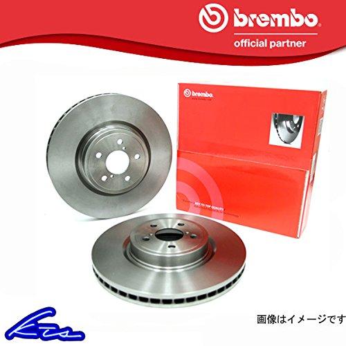ブレンボ ブレーキディスク リア左右セット ノア/ヴォクシー ZWR80G/ZRR80G/ZRR85G/ZRR80W/ZRR85W B072PS9GTN
