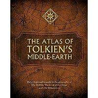 The Atlas Of Tolkien´s Middle Earth: by J.R.R. Tolkien, Karen Wynn Fonstad and Christopher Tolkien