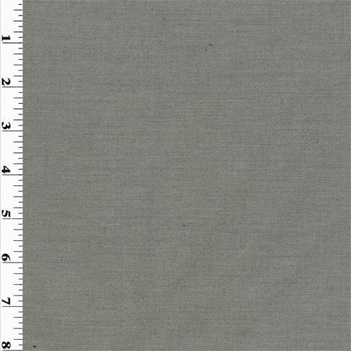 Grey Gabardine - 2
