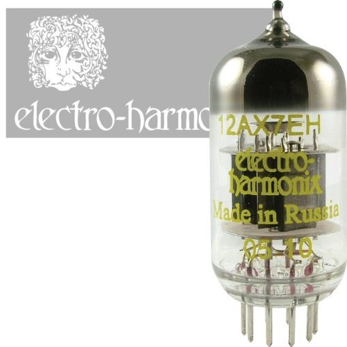Electro-Harmonix 12AX7EH Preamp Vacuum Tube, Single