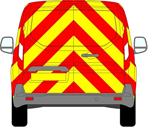 Fleet Design Ford Courier Chevrons 2014 - Present (Full/Engineering)
