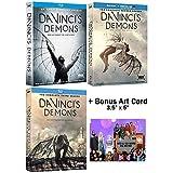 Da Vinci's Demons: Complete TV Series Seasons 1-3 Blu-ray Collection + Bonus Art Card