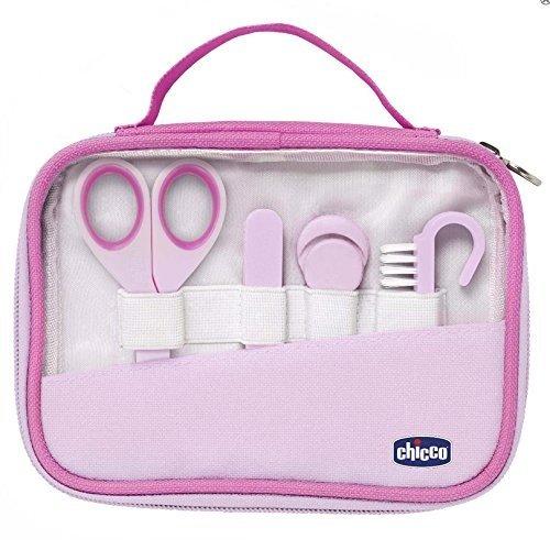 90 opinioni per Chicco 00010019100000 Igiene e Benessere Set Manicure Bambina, Rosa