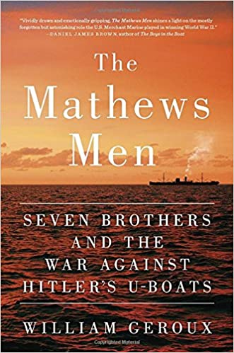 The Matthews Men, book by William Geroux