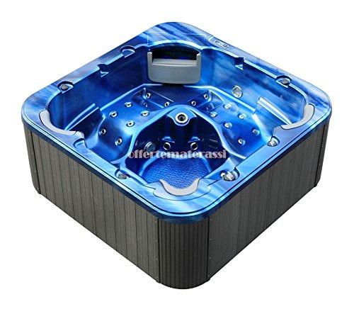Bañera de hidromasaje Turín