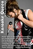 Front cover for the book Karaoke Queen by Erik Schubach