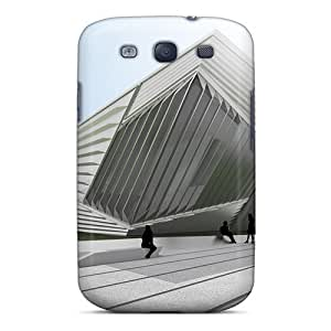 Durable Case For The Galaxy S3- Eco-friendly Retail Packaging(zaha)