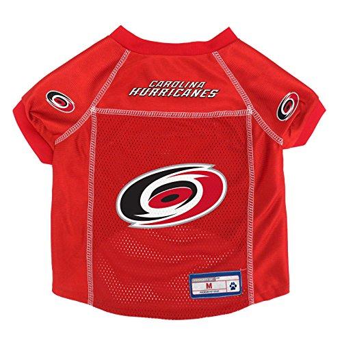 NHL Carolina Hurricanes Pet Jersey, Medium