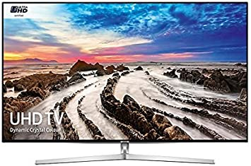 SAMSUNG Serie 8 mu8000 (49 Pulgadas) Ultra HD 4k Inteligente ...