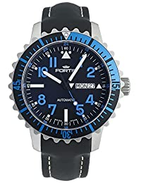 Fortis Mens Watch Marinemaster Blue Automatic 670.15.45 LP 01