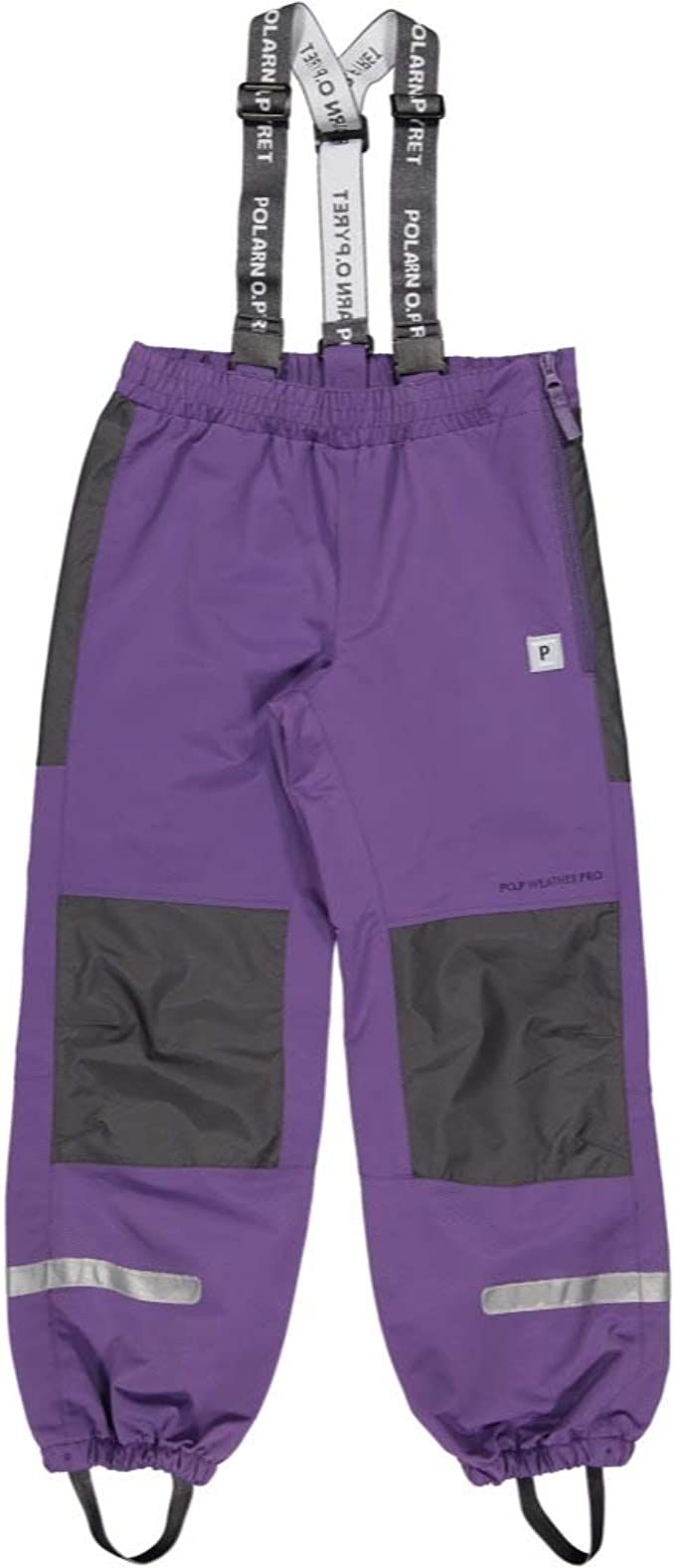 Pyret Waterproof Suspender RAIN Pants Polarn O 6MOS-2YRS