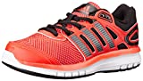 adidas Performance Duramo 6.1 Running Shoe (Little Kid/Big Kid), Solar Red/Black 1/Running White, 11 M US Little Kid Review