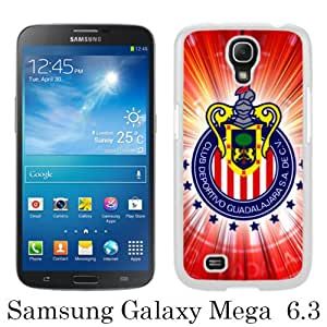 Fashionable Samsung Galaxy Mega 6.3 I9205 Case ,Unique Designed With Chivas 1 white Samsung Galaxy Mega 6.3 I9205 Cover High Quality Phone Case