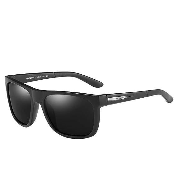 Gafas de Sol para Hombre Clásico Lujo Retro UV400 Lentes ...