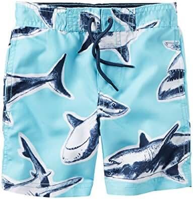 Carter's Little Boys' Swim Trunks