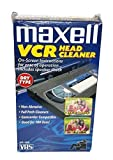 vhs head - Maxell - Video Head Cleaner - Dry
