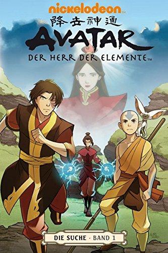 Avatar: Der Herr der Elemente - Die Suche, Band 1 Taschenbuch – 1. Juni 2013 Gene Luen Yang Gurihiru Jacqueline Stumpf Cross Cult