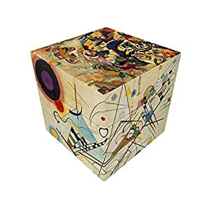 V-Cube V-Cube Kandinsky 3x3 Brain Teaser Puzzle