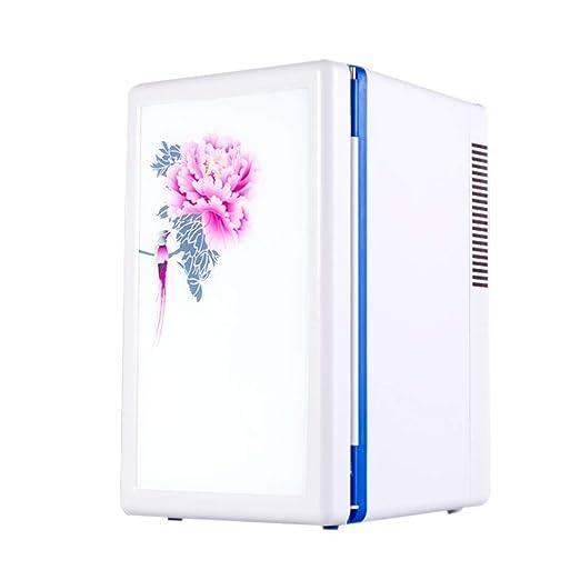 WYJW Ice Refrigerador para automóvil Mini refrigerador portátil ...