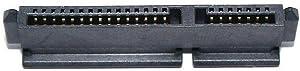 Zahara SATA Hard Drive Interposer Adapter Connector Replacement for Dell Alienware M17X R3 R4 R5