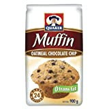 Quaker Muffin Mix Chocolate Chip (Pack of 12)