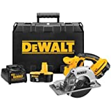 18-Volt Metal Cutting Circular Saw Kit (DCS372KA)