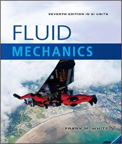 Fluid mechanics in si units frank m white 9780071311212 amazon fluid mechanics in si units 7th revised edition edition by frank m white fandeluxe Images