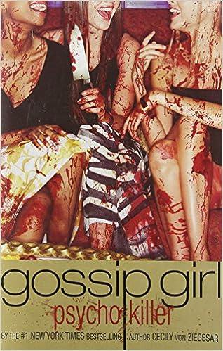 Psycho Killer Gossip Girl