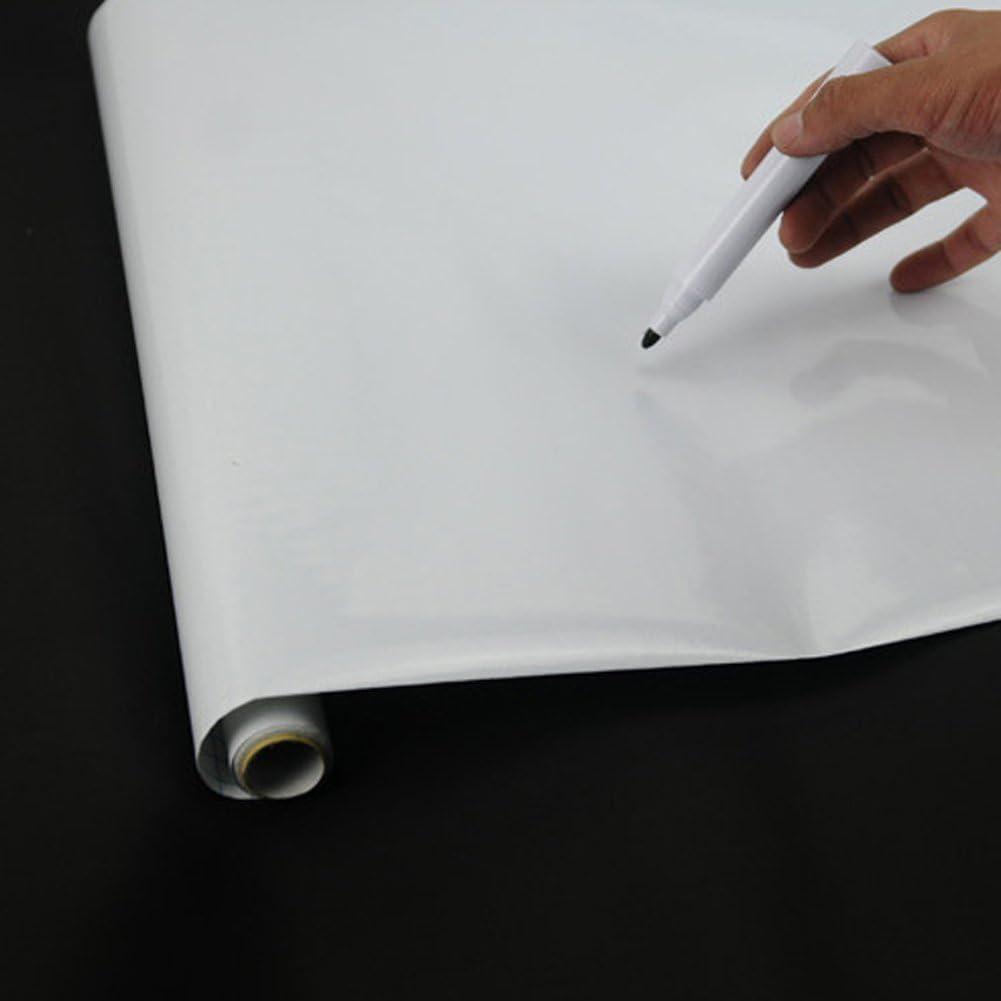 """Chalkboard Vinyl Contact Paper Blackboard Wall Decal Sticker Roll 17.72/"""" x 6.5/'"""