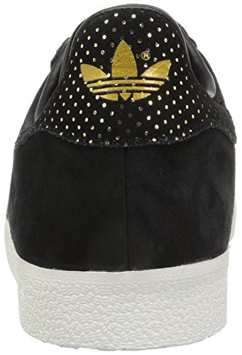 Metallic Adidas Donna per Black Gold Sneaker Gazelle Black qHz4w7