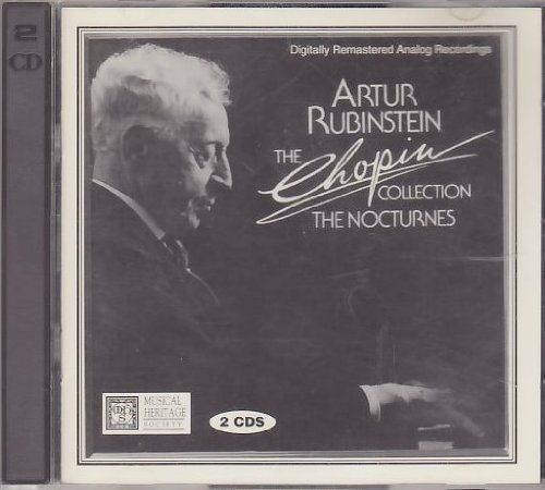 - Artur Rubinstein: The Chopin Collection Nocturnes