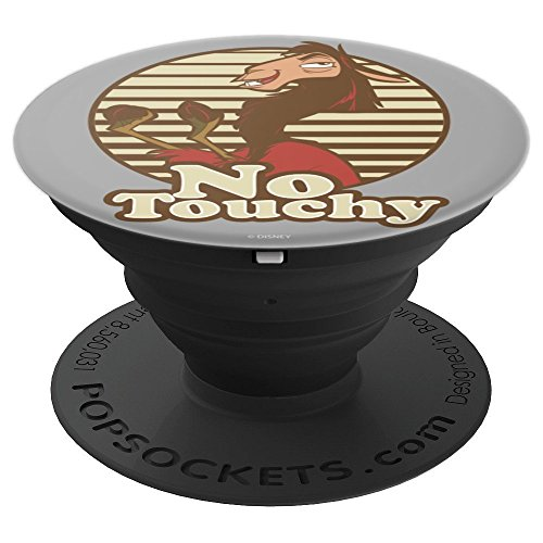 Disney Emperor's New Groove Kuzco Llama No Touchy - PopSockets Grip and Stand for Phones and Tablets