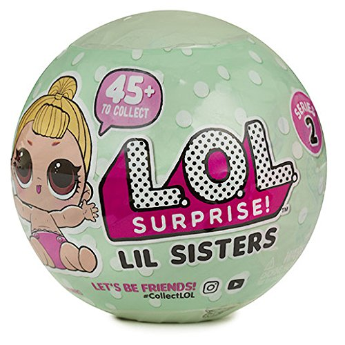 L.O.L Surprise Dolls Series 2 Lil Sisters Ball …