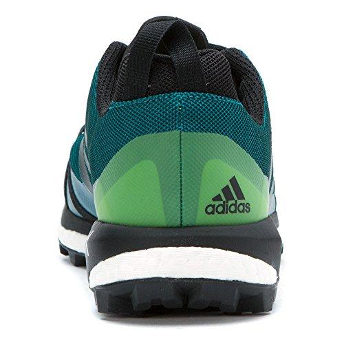 Adidas Outdoor Mens Scarpe Terrex Agravic Eqt Verde, Nero, Semi-melma Solare