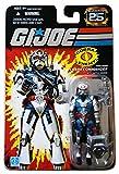 G.I. JOE Hasbro 3 3/4 25th Anniversary Cobra Commander with Battle Armor Figure
