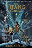 The Titan's Curse, Rick Riordan and Robert Venditti, 0606322868
