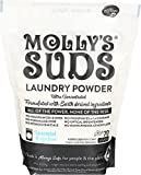 Molly's Suds Natural Unscented Laundry Powder 70 Loads - Free of Harsh Chemicals, Gentle on Sensitive Skin and Eczema.