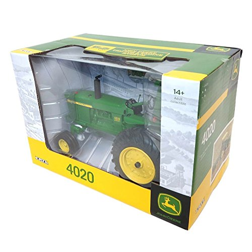 John Deere 4020 Tractor 1:16 Collectible