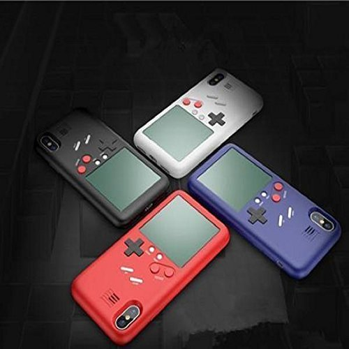 Amazon com: Gameboy iPhone CASE - Tetris Phone CASE - Play