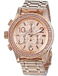 A404-897 Ladies 38-20 Chrono All Rose Gold Watch